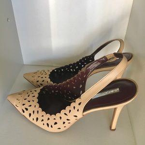 BCBGeneration Cream heels